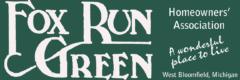 Fox Run Green Homeowners Association